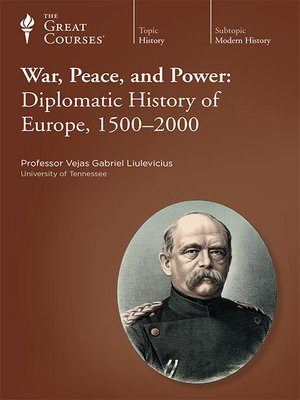 cover image of War, Peace, and Power