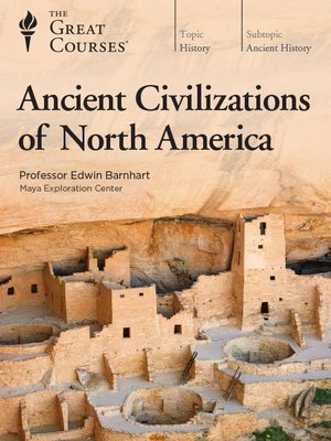 cover image of Ancient Civilizations of North America
