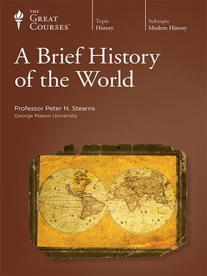 cover image of A Brief History of the World
