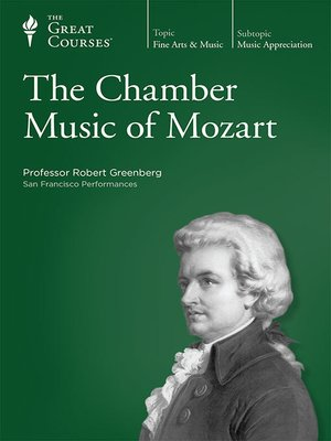 cover image of The Chamber Music of Mozart