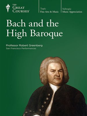 cover image of Bach and the High Baroque