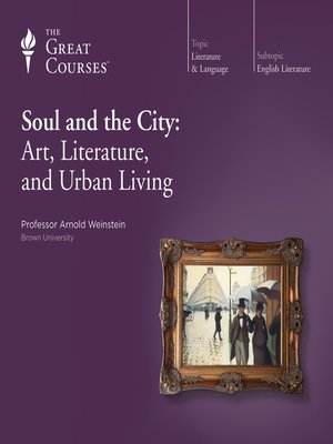cover image of The Soul and the City