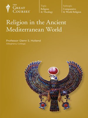 cover image of Religion in the Ancient Mediterranean World
