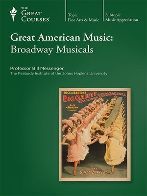 cover image of Great American Music