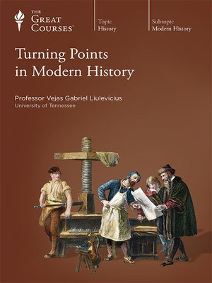 cover image of Turning Points in Modern History