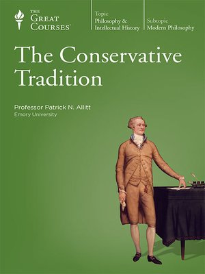 cover image of The Conservative Tradition