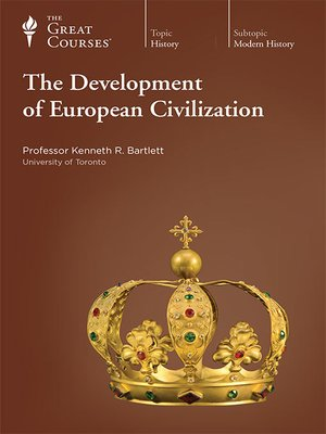 cover image of The Development of European Civilization