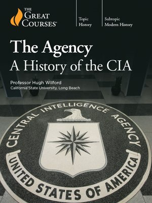 cover image of The Agency