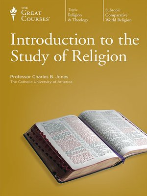 cover image of Introduction to the Study of Religion