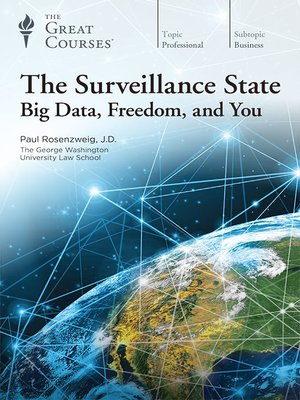 cover image of The Surveillance State