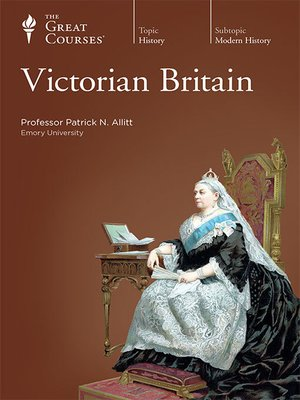 cover image of Victorian Britain