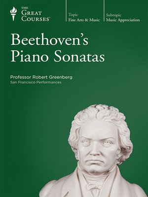 cover image of Beethoven's Piano Sonatas