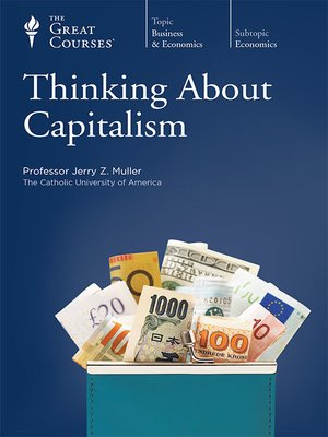 cover image of Thinking about Capitalism
