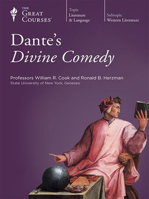 cover image of Dante's Divine Comedy