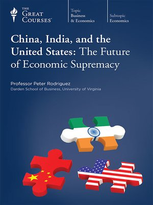 cover image of China, India, and the United States