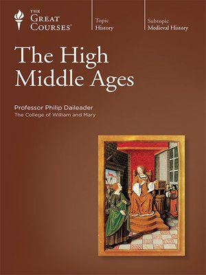 cover image of The High Middle Ages