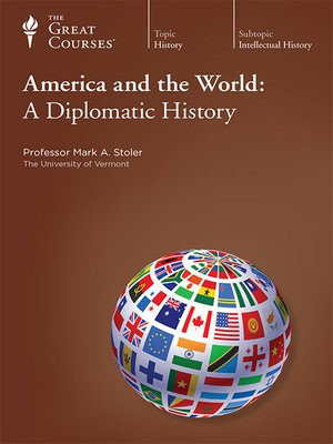 cover image of America and the World