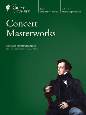 cover image of Concert Masterworks