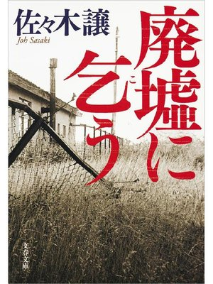 cover image of 廃墟に乞う
