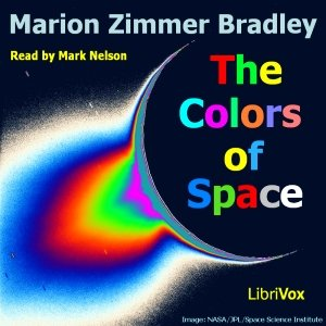 cover image of The colors of space