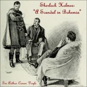 cover image of Scandal in Bohemia Pt 1