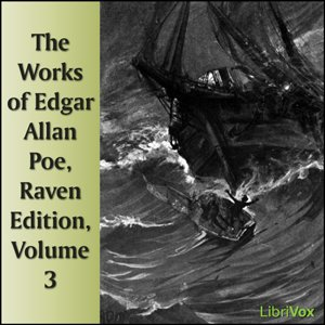 cover image of The works of Edgar Allan Poe