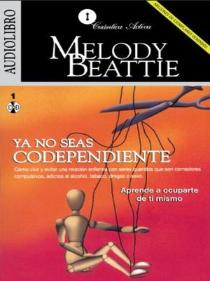 cover image of Codependent No More / Ya No Seas Codependiente