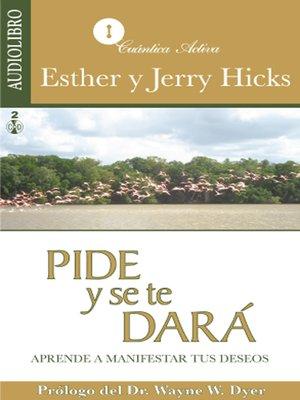 cover image of Pide y se te dará