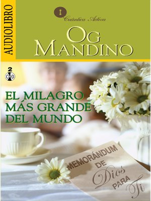 Memorandum De Dios Og Mandino Epub Download