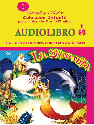 cover image of La sirenita
