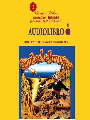 cover image of Simbad el marino
