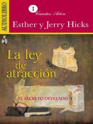 cover image of La ley de atracción