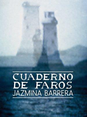 cover image of Cuaderno de faros