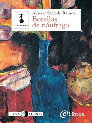 cover image of Botellas de náufrago