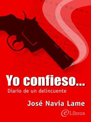 cover image of Yo confieso...