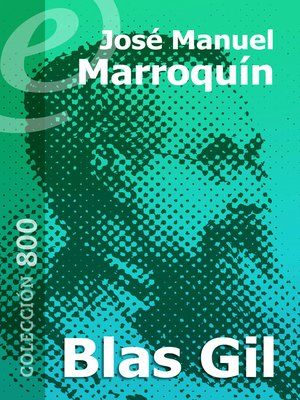 cover image of Blas Gil
