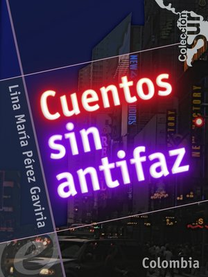 cover image of Cuentos sin antifaz