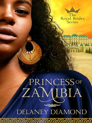 cover image of Princess of Zamibia