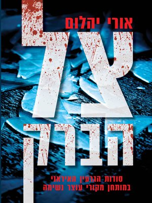 cover image of צל הברק (Shadow of Lightning)