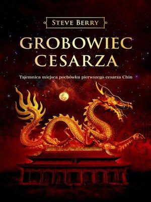 cover image of Grobowiec cesarza