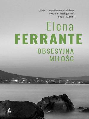 cover image of Obsesyjna miłość