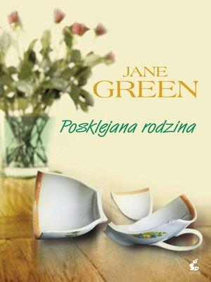 cover image of Posklejana rodzina