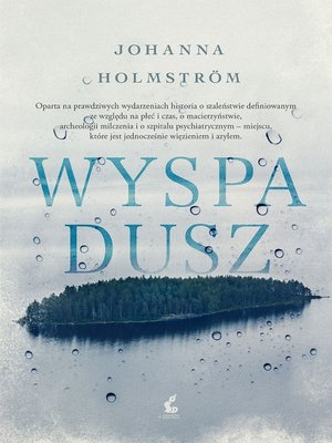 cover image of Wyspa dusz