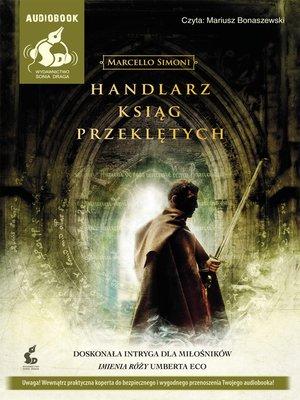 cover image of Handlarz ksiąg przeklętych