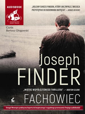 cover image of Fachowiec