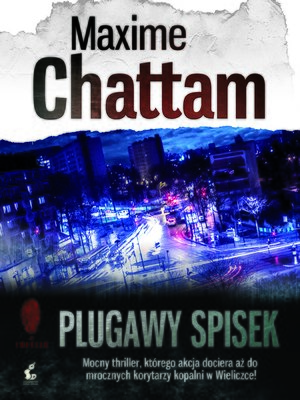 cover image of Plugawy spisek