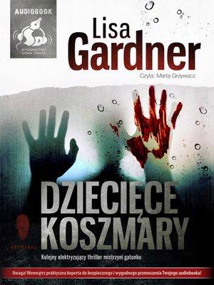 cover image of Dziecięce koszmary
