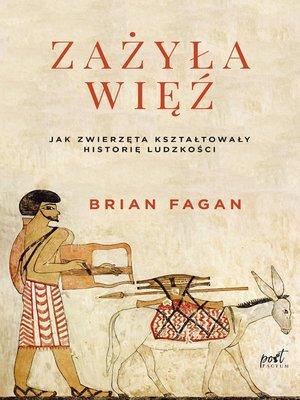 cover image of Zażyła więź