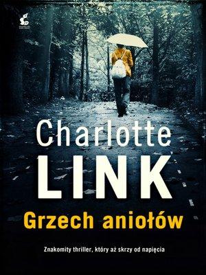 cover image of Grzech aniołów