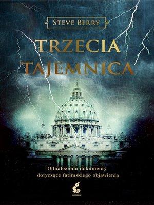 cover image of Trzecia tajemnica